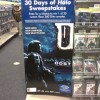 Halo 3 ODST XBOX 360 CONSOLE LE Limited Edition Contest Console STANDEE