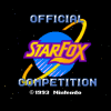 SNES StarFox Super Weekend Competition Cartridge