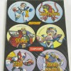 Mega Man X Nintendo Power Pogs