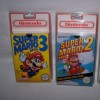NES Nintendo French PAL Blister Packs (& N64 / SNES)