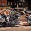 Custom Built Resident Evil Motorcycle