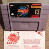 Starfox: Super Weekend Competition Mint Game and Card