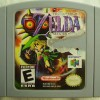 Zelda: Majora's Mask NFR N64 Demo Cart