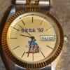 1992 Sega Employee Watch