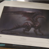 Dragon Age Origns Arch Demon Signed & Numbered Lithograph