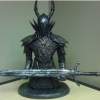 One of a Kind Dark Souls Black Knight Statue