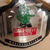 Call Of Duty Modern Warfare 3 World Championship Belt