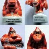 Nintendo Donkey Kong Ceramic Figures