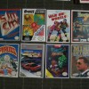 World's Largest Collection of Nintendo Vidpro Display Cards With Unreleased Titles