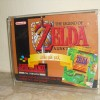 Zelda: A Link to the Past Super Nintendo PAL Big Box (Gold Pack)