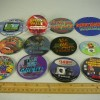 Promotional Buttons, Displays, And More