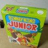 Original Donkey Kong Junior Cereal Box 1983 Nintendo Sealed