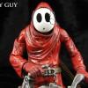 Custom Nintendo Shy Guy Action Figure