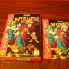 Mega Man Box and Manual Sega Game Gear