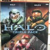 Xbox Halo Triple Pack Factory Sealed