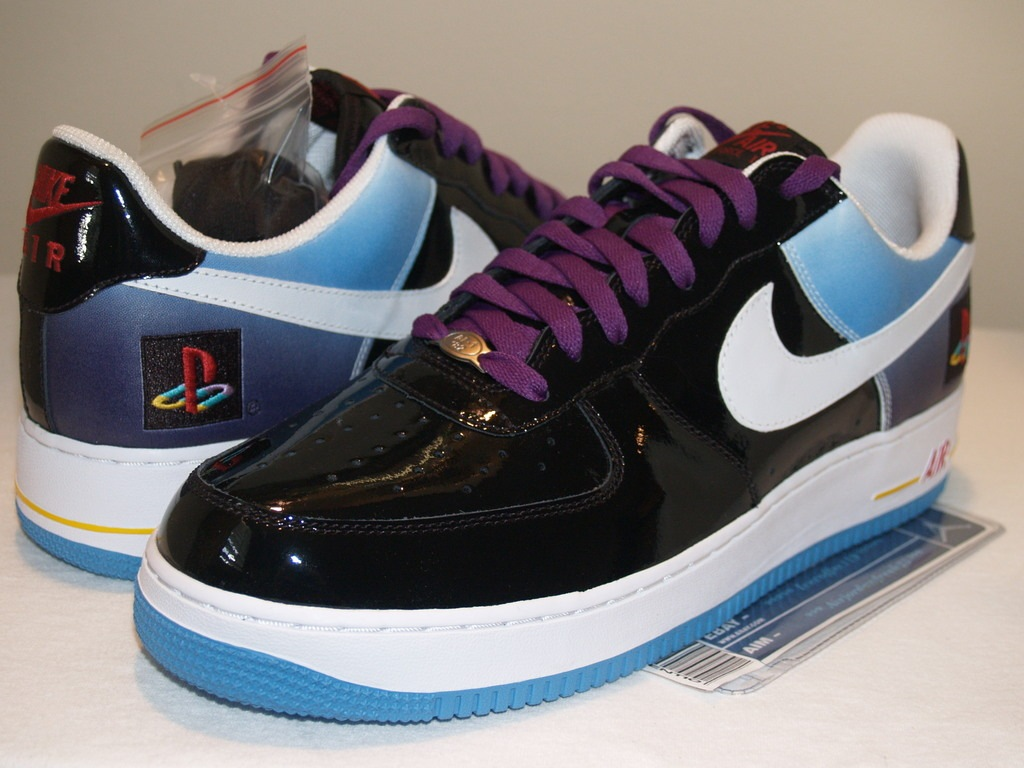 Nike Air Force 1 Playstation Edition