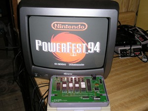 nintendo snes powerfest 94