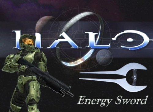 halo 2 logo. Replica Halo Arbiter Energy