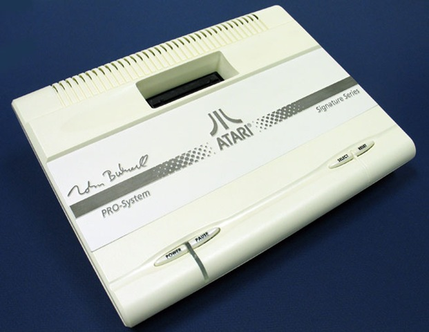 They were to be emblazoned with Nolan Bushnell's signature, a large Atari