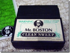 mr boston clean sweep vectrex thumb