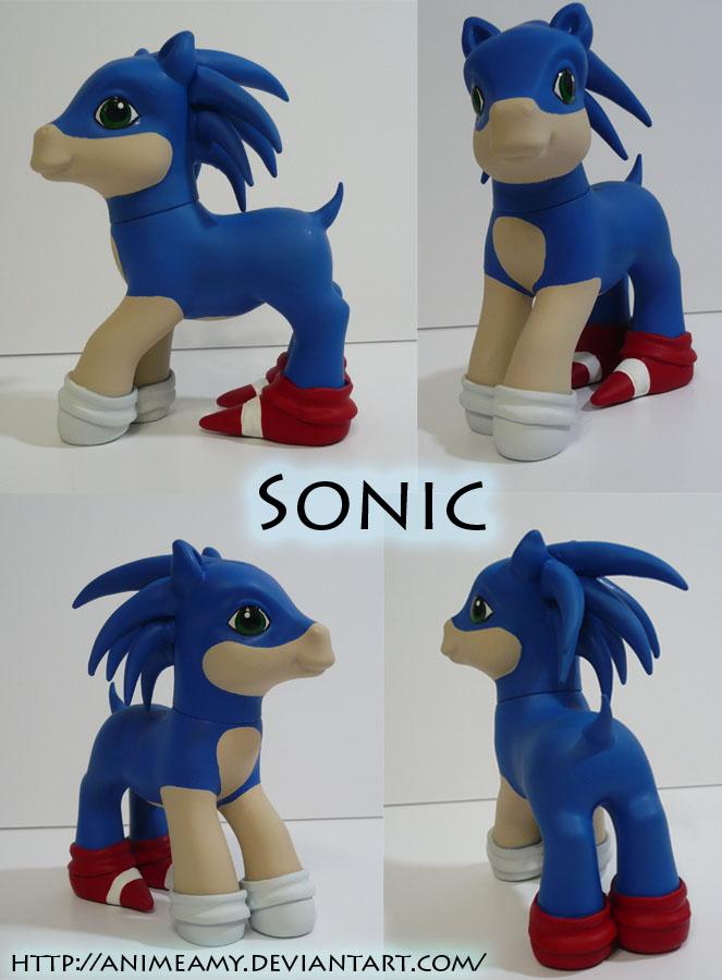 ideés cadeaux pour ma cherie Custom-my-little-pony-sonic-the-hedgehog