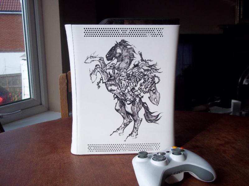 Custom Xbox 360 Console Xbox 360 Console