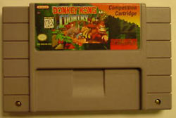 SNES Donkey Kong Competition