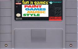 SNES Fun N Games1