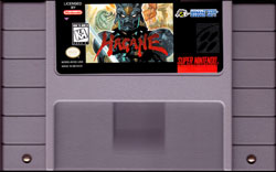 SNES Hagane