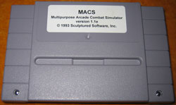 SNES MACS