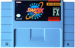 SNES Stafox Super Weekend