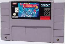 SNES Super Turrican 2