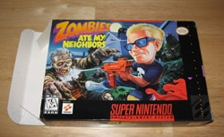ZAMN SNES ALTERNATE BOX ART