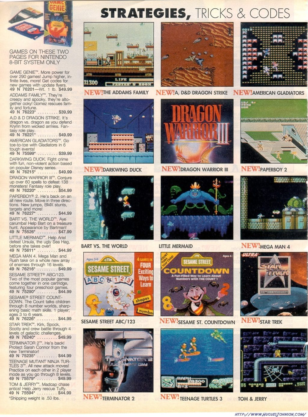 The Sears Catalog – A step back in time   Rare Video Games ...