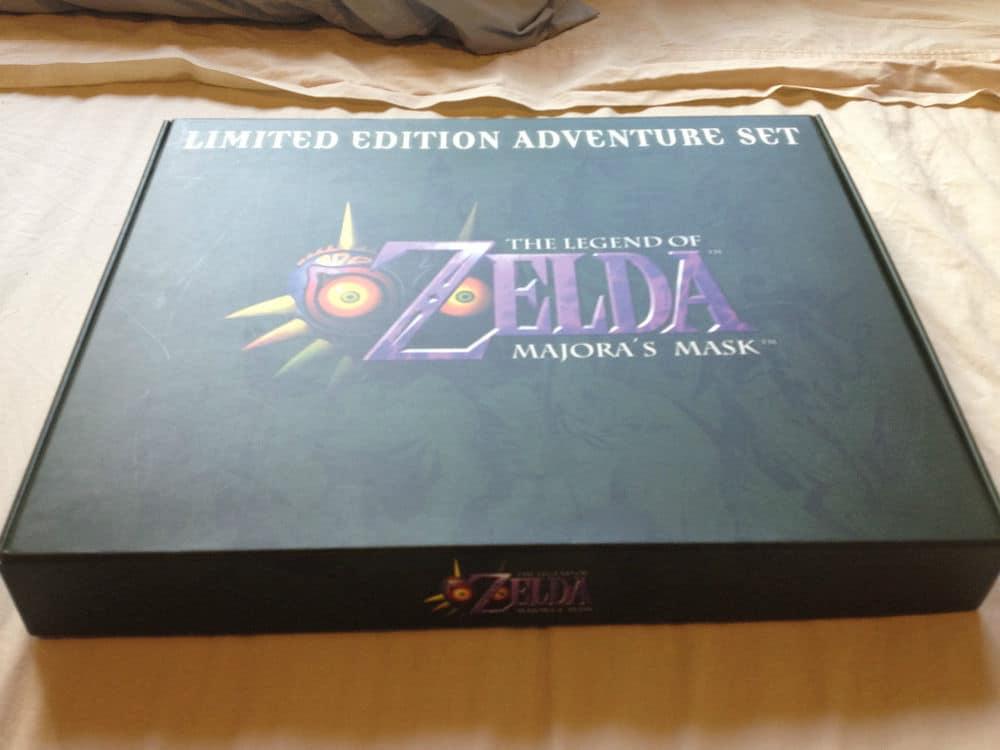 Les Jeux Nintendo64 N64-Nintendo-64-ZELDA-Majoras-mask-ADVENTURE-PACK