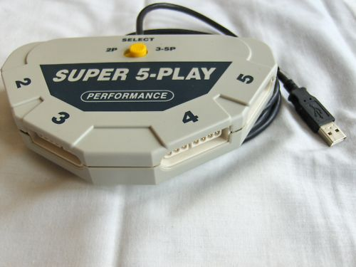 4 player snes games