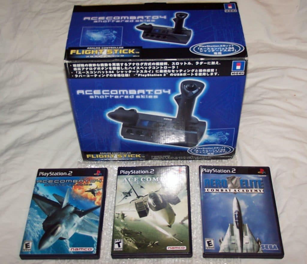 Playstation 3 flight sim games
